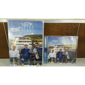 Cd +dvd Trio Parada Dura Chalana Churrasco E Viola Lacrado