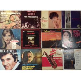 Discos De Vinilo Varios Artistas. Oferta! $30 C/u