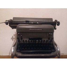 Máquina De Escribir Remington Rand Antigua