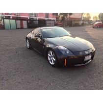 Nissan 350 Z 2p Coupe 2 Asientos 6vel 2004