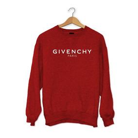 Blusa Moletom Careca - Givenchy Paris - Grife