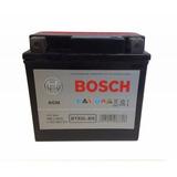 Bateria Moto Bosch Btx5l-bs Ytx5l-bs 12v 4ah
