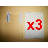 Increible 3 Micas De Pantalla Nokia Asha 303 Envio Gratis!