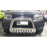 Defensa Acero Inox. Suzuki Grand Vitara 2008-2016
