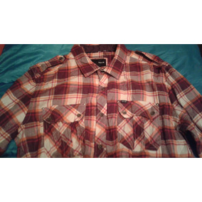 Camisa Hurley Extra Grande Slim