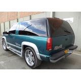 Kit Calcomania Chevrolet Grand Blazer 4x4