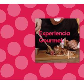 Cena Gourmet Con Los Mejores Chef. Regalos Bigbox.