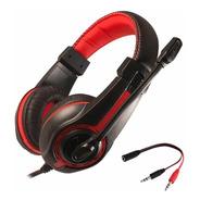 Auricular Gamer Con Microfono Acolchados Para Ps4 Pc Tablet