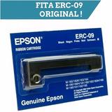 Fita Black Erc-09b Impressora Posto Fiscal Original Epson .