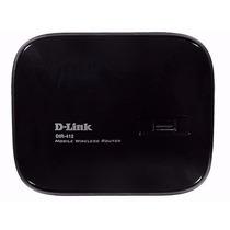 Roteador D-link 3g Dir-412 Com Modem Dwm-156
