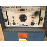Soldadora Tig Miller Ac/dc Aluminio E Inoxidable Garantia