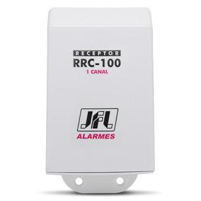 Receptor Programável 1 Canal Rrc 100 433mhz Jfl