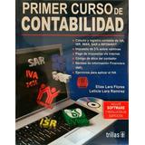 Primer Curso De Contabilidad Elias Lara Flores Trillas Don86