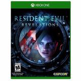 ¡¡ Resident Evil Revelations Para Xbox One En Wholegames !!!