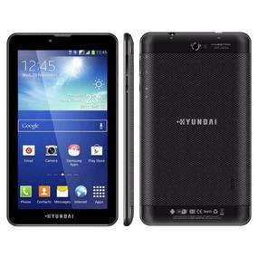 Tablet Hyundai Hdt-7424g Quad-core Preto