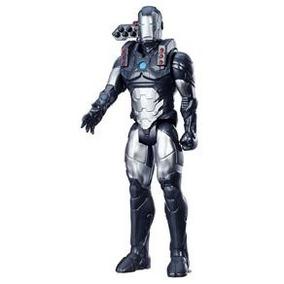 Boneco Avengers Hasbro Titan Hero Series - War Machine