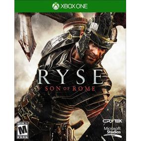 Ryse Son Of Rome 100% Em Português Mídia Física Xbox One