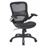 Silla De Oficina Office Star Color Negro