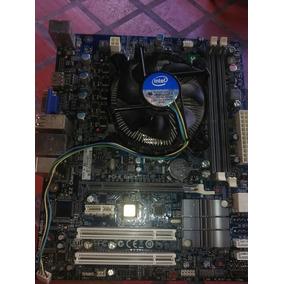 Tarjeta Madre Dual Core Ddr3 + Procesador