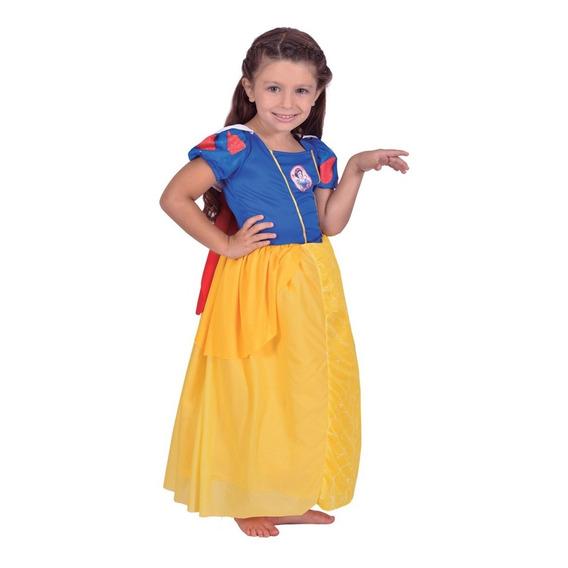 Blancanieves Disfraz Luz Princesa Nt Dramatizacion Educando