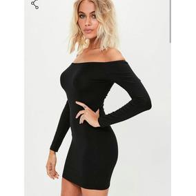Vestido Entallado Mujer De Noche Elegante Moderno Sexy