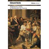 Reflexiones Sobre La Revolución En Francia Edmund Burke