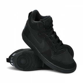 Tenis Nike Court Black/black