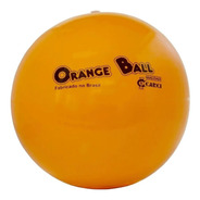 Overball Orange Ball 25 Cm Pilates Fisioterapia Ribermedica