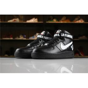 Botas Nike Air Force Ed. Supreme