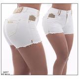 Shorts Pit Bull Pit Bull Jeans Bojo Nova Coleção Ref 24317
