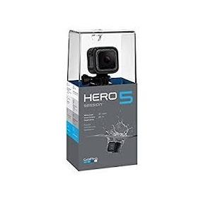 Camera Go Pro Hero 5 Session Lacrada A Prova D´agua 4k