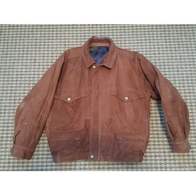 Jaqueta Casaco Marrom Camurca Vintage - Calçados 0c9e4636abc31