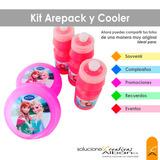 Cotillon Fiestas Infantiles Arepack Y Cooler Personalizados