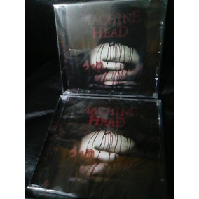 Machine Head Catharsis Cd Nuevo Sellado Original