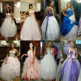 Vestidos De 15, Novias, Niñas, 1 Año, Comunion Etc,