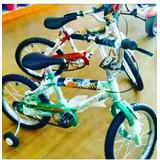 Bicicleta Rin 12 Y 16 Nuevas Colores Variados