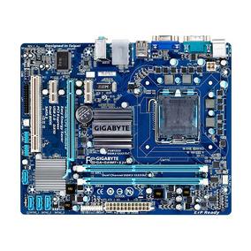 Placa Mãe Intel Lga775 Ddr3 Ga-g41mt-s2p Gigabyte 8gb Oem