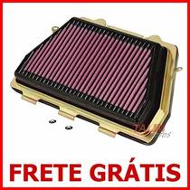 Filtro Ar Esportivo K N Kn Ha1008 - Honda Cbr1000rr - 08/16