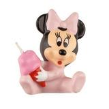 Vela Aniversário Topo De Bolo Minnie Baby Disney