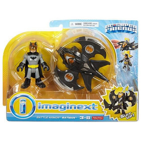 Fisher Price Surtido Armadura Transformable Batman