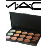 Paleta De Correctores Mac L 15