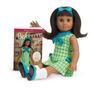 Muñeca American Girl Melody Y Libro