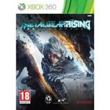 Metal Gear Rising Revengeance (inglés, Francés, Italiano, A
