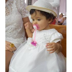 Vestido Bautizo Para Bebe Talla 12-18