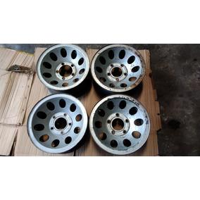 Roda De Ferro Aro 15 F1000 Ano 93 Ag R$300,00 5x139 Usadas