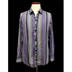 Camisas Robert Graham Abstract Patterns Coleccionistas 4 Pz