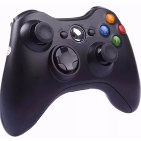 Controle Xbox 360 Sem Fio Wireless Usb Pc - Pronta Entrega