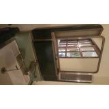 Mueble Consultorio Medico Vintage Completo Juego De 3