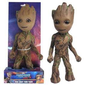 Baby Groot Guardiões Galaxia Guardians Galaxy 2 Neca Replica