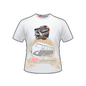 Camisa Estampa Sublimatica Motor V8 Chevrolet 427 F/grátis